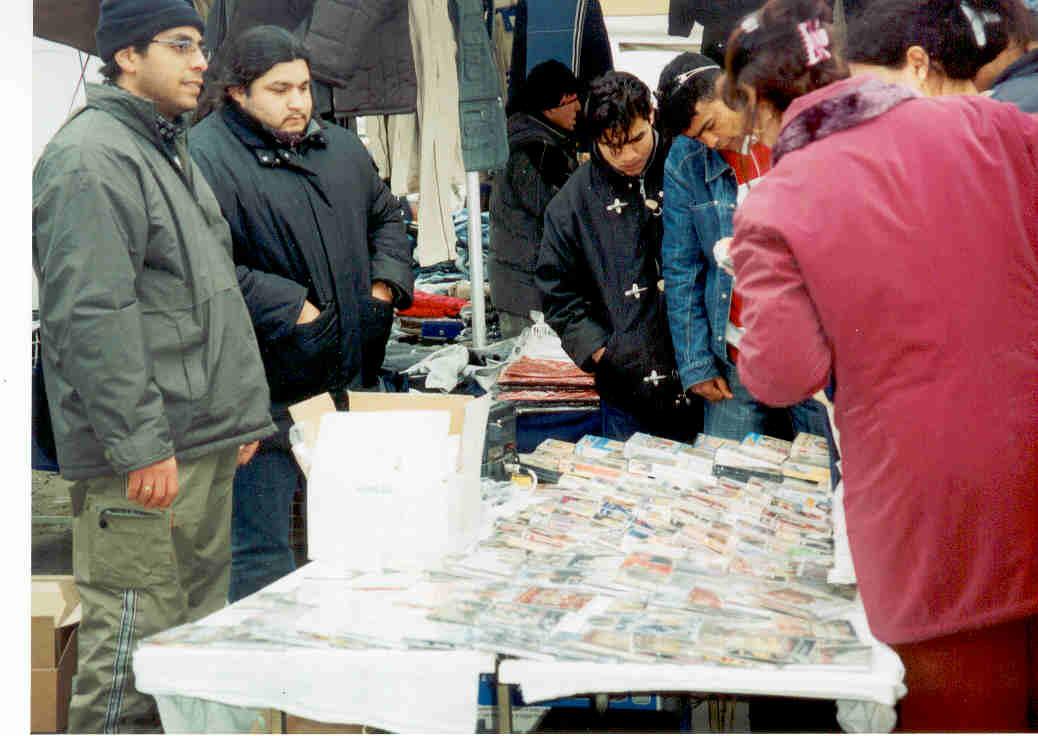 Mercato delle pulci di San Donato Mlanese