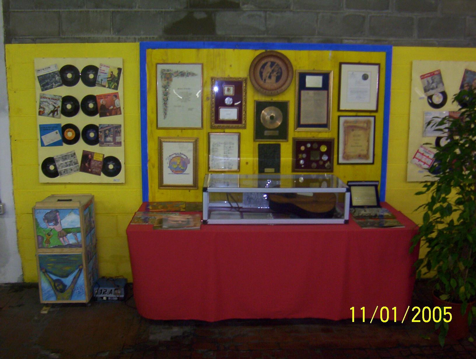 MOSTRA INCANTATA BRESSO (MI) 2005