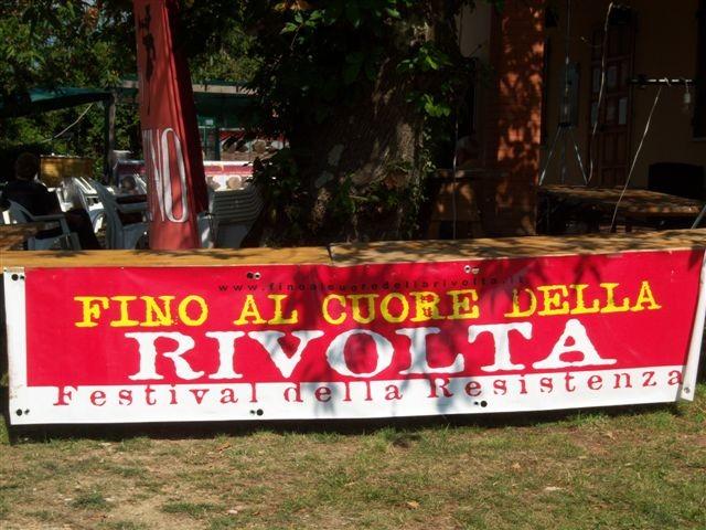 momenti del festival Fino al cuore della rivolta 29 luglio-2 agosto 2011