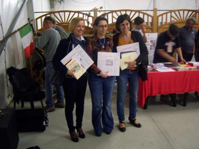 Concorso Giovanna Daffini: un podio tutto al femminile!