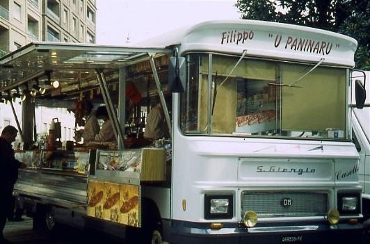 Furgone vendita panini 1996