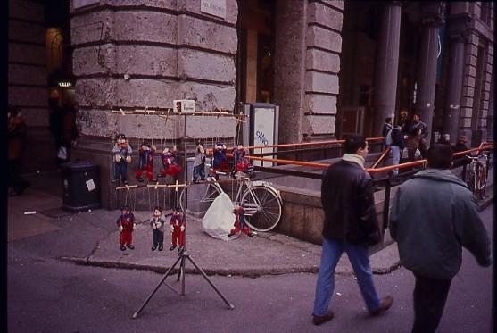 Venditore marionette 1994