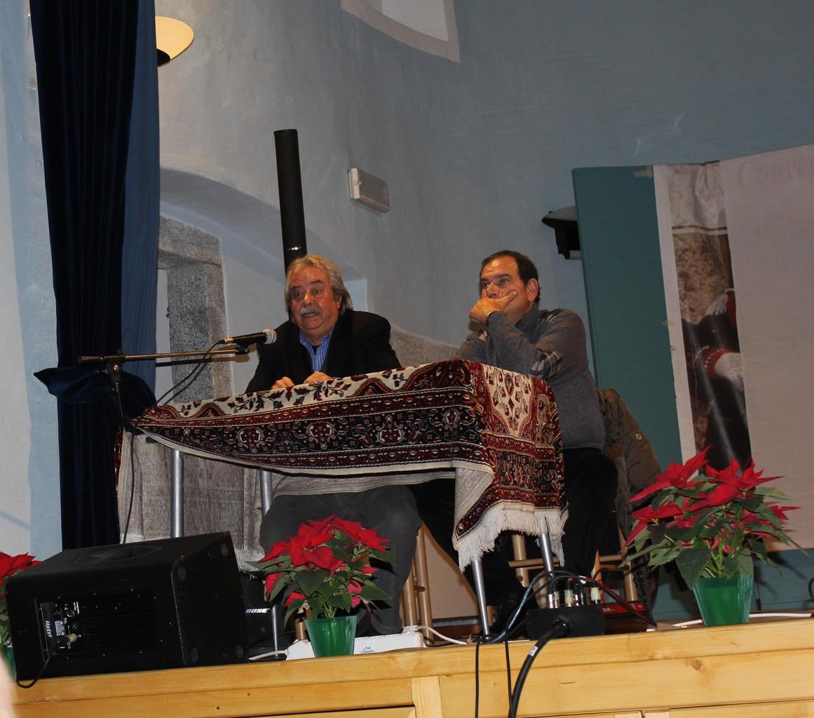 RENATO MORELLI e un cantore Cuglieri