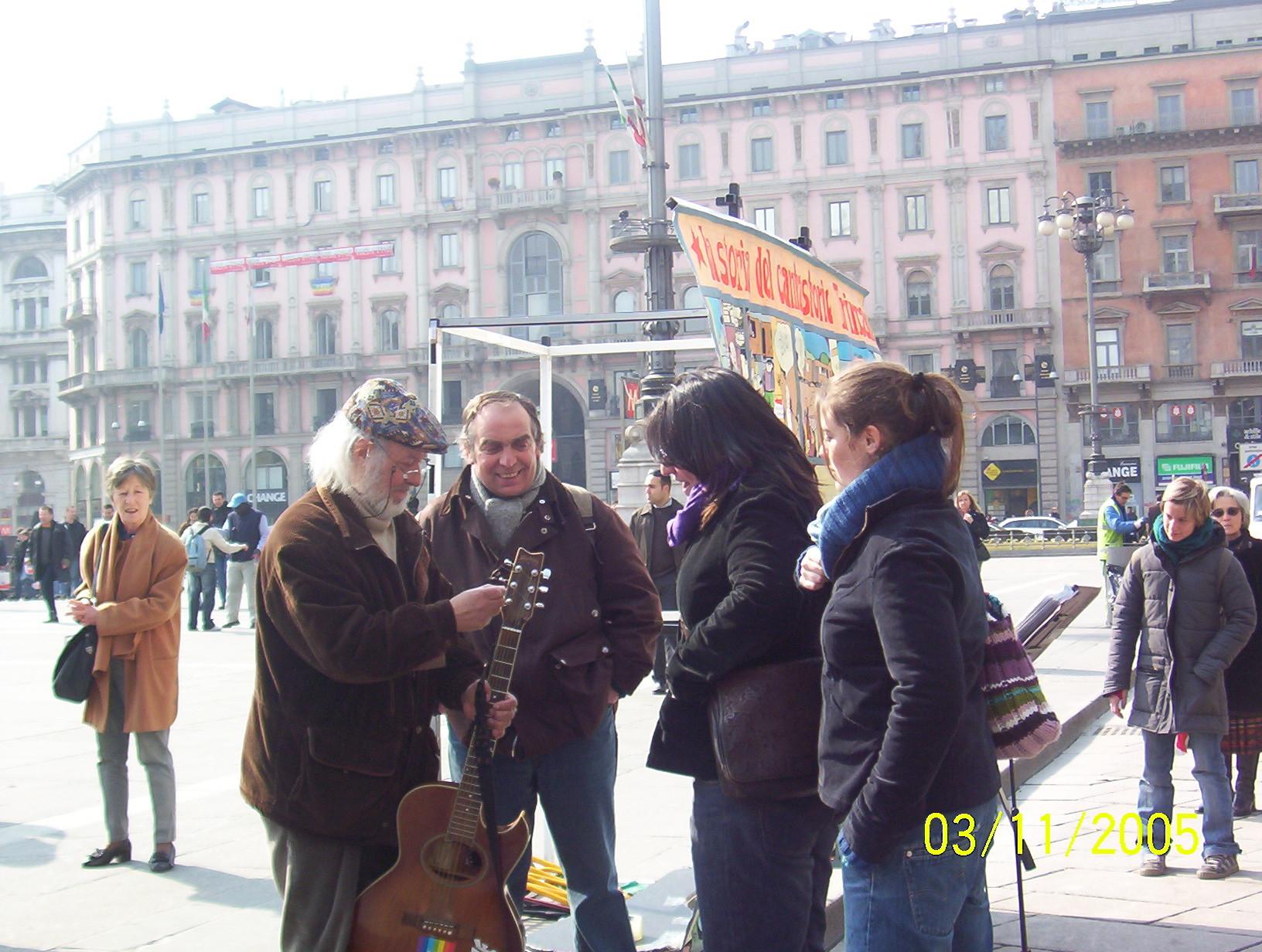PIAZZA DUOMO 2005