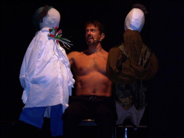 """Spettacolo Blanca Teatro """"Portelle della Ginestra"""""""