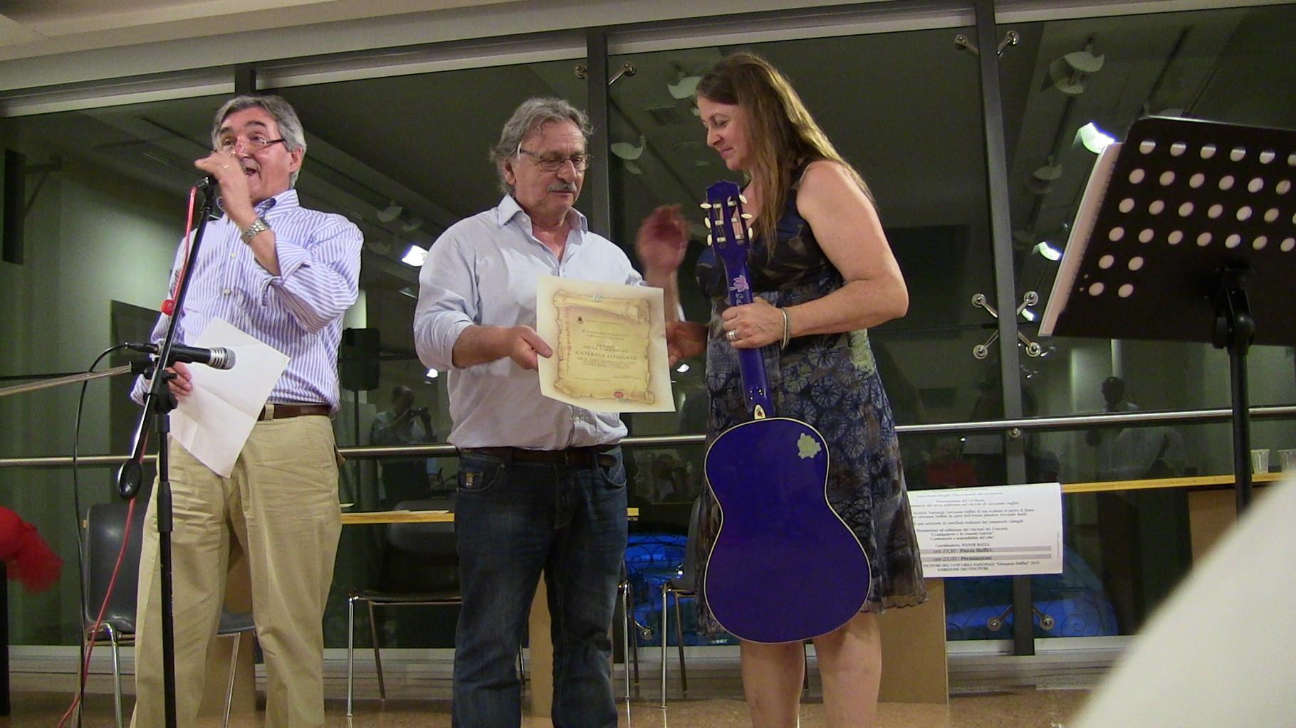 Caterina Lusuardi Premio per la Narrazione
