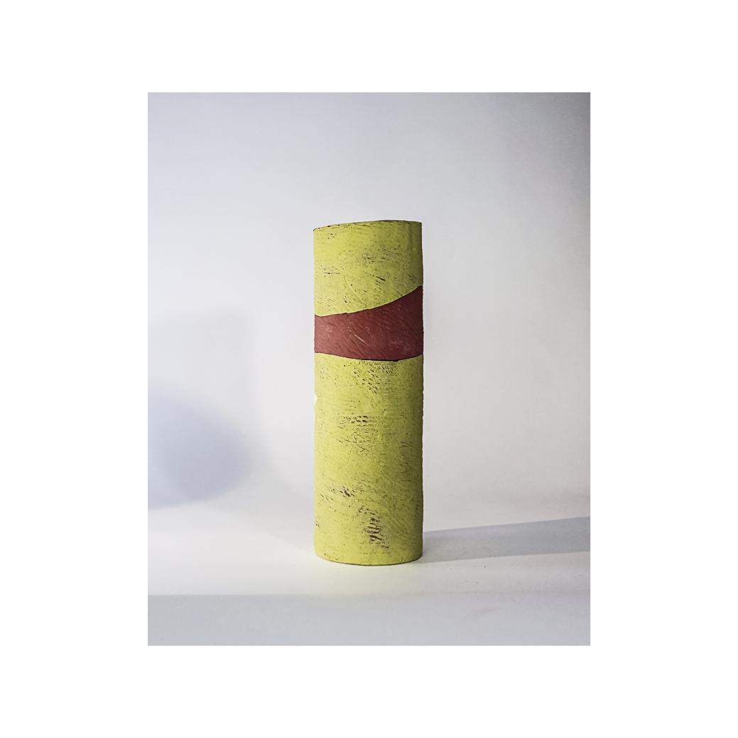 Céramique - 12x35cm.