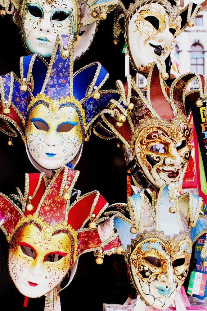 Masken, Venedig