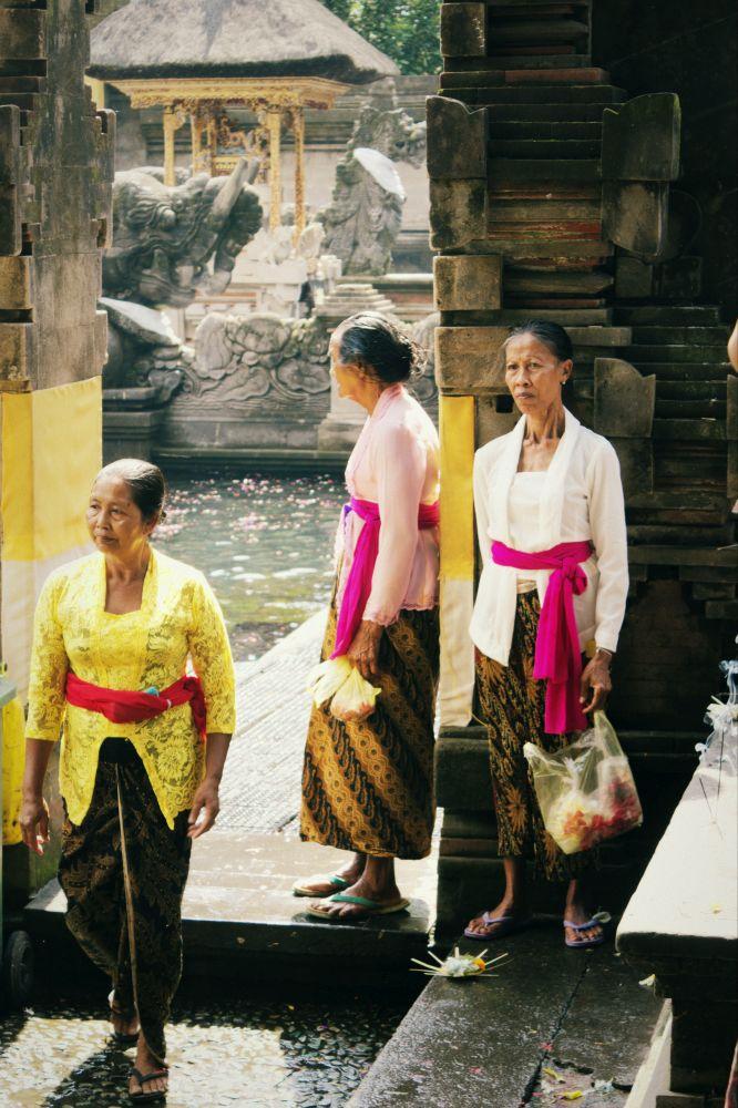 Gesichter Indonesiens