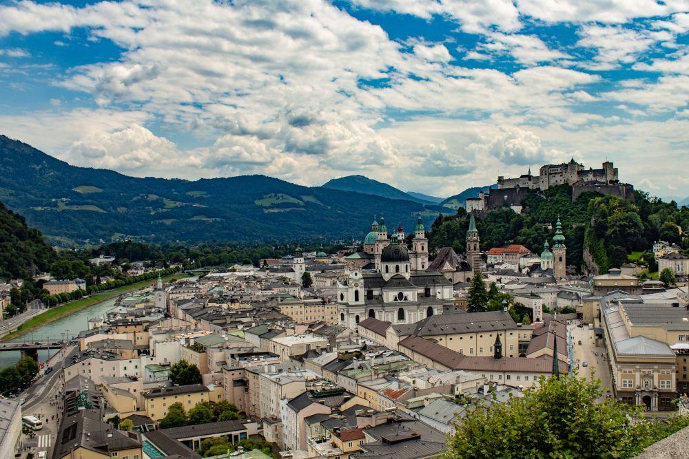 Salzburg, Reisetipps, Sehenswürdigkeiten, Wahrzeichen, Reiseführer, Die Traumreiser