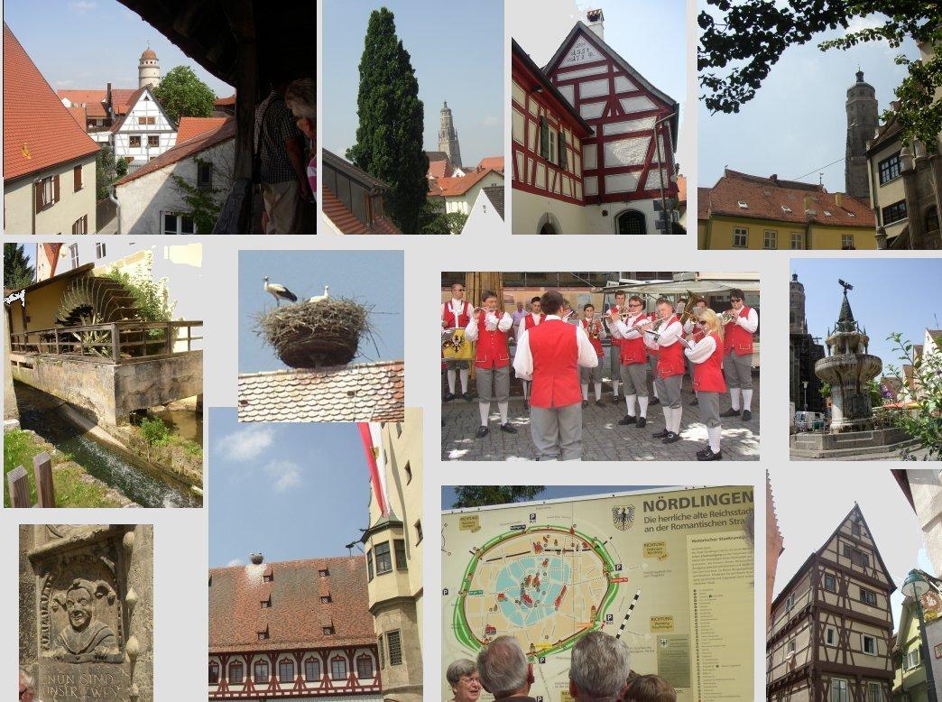 Kulturfahrt nach Nördlingen