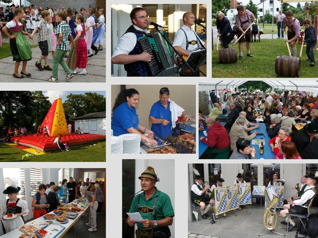 Jubiläumsfest: 10 Jahre Bürgerverein am 22. Juni 2013