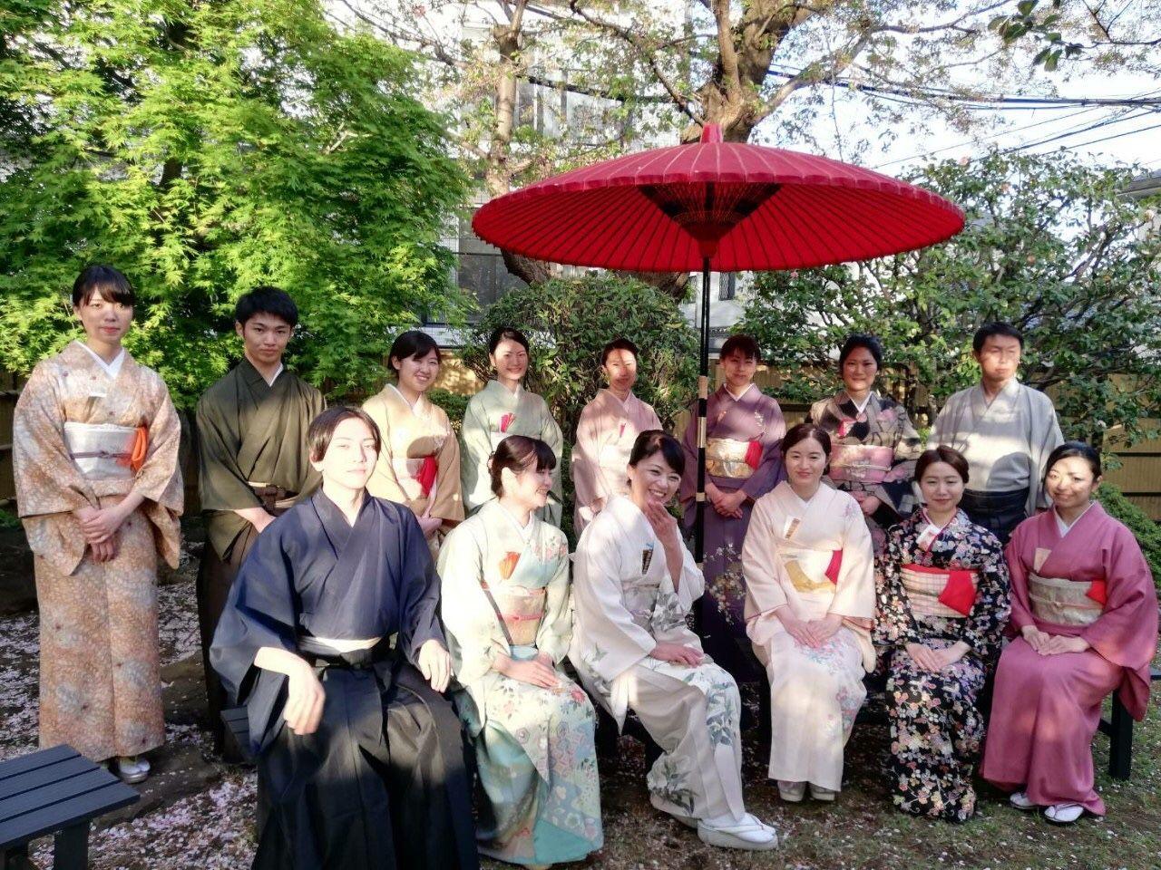 桜の茶会 4月3日4日