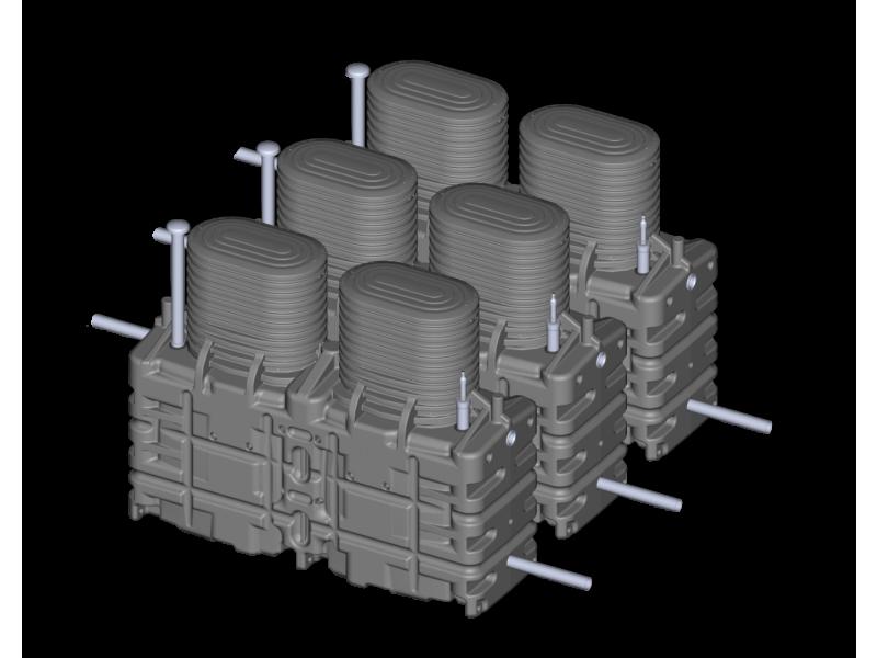 Plantas depuradoras compactas no requieren electricidad - Aqualimpia Engineering e.K. / Alemania