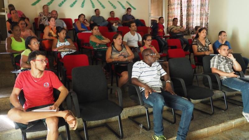 Biodigestores Cuba