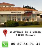 Freeride Surf Shop - Bidart