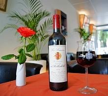 Edler Weingenuss zum Tagesabschluss