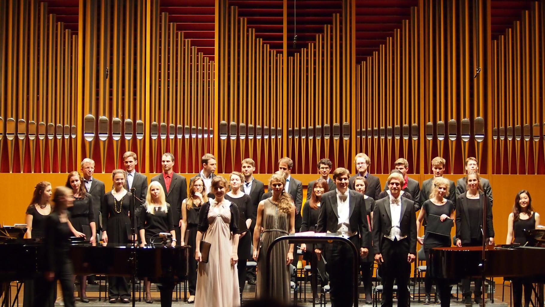 Rossini: Petite messe solenelle 6/2015// Foto: Katharina Goldmann