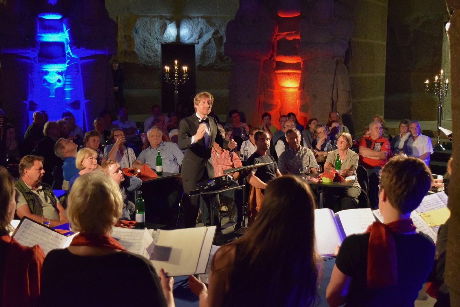 Denkmalchor 6/2015 // Foto: Thomas Langer