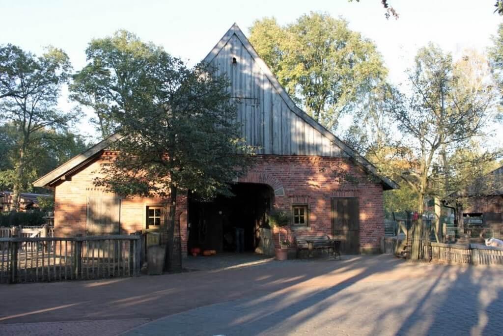 Vechtehof im Tierpark Nordhorn