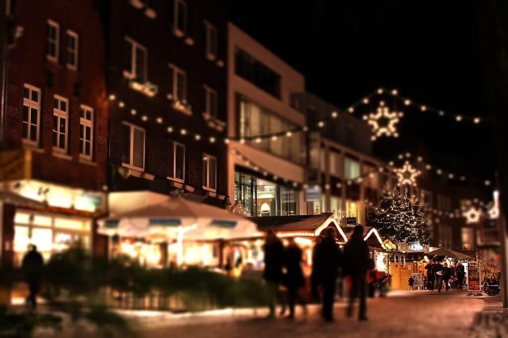 Nordhorner Weihnachtsmarkt