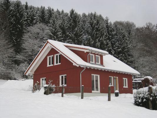 Haus Neukirchen: Ein Stück Schweden im Siegtal