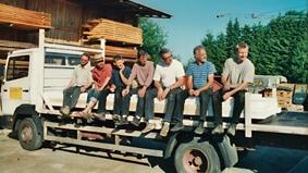 2003: Treibholz begeht 20 jähriges Bestehen