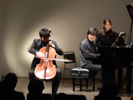 2012.4.15 中木健二チェロリサイタル