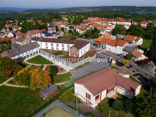 Photo et vidéo en drone de Saint Ours Puy-de-Dôme-Photovideodrone