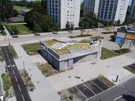 Génie Civil Drone Clermont Ferrand Auvergne