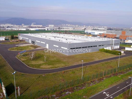 Photo et vidéo en drone de Auversun à Clermont-Ferrand-Photovideodrone