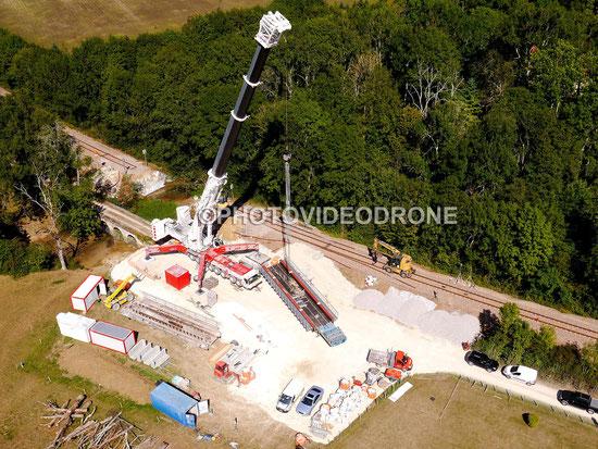 Drone Génie Civil Auvergne