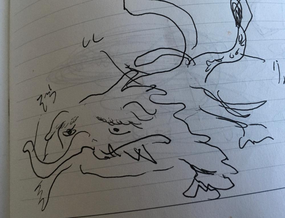 謎の生物3