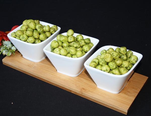 Wasabi peas - Guisantes fritos con wasabi
