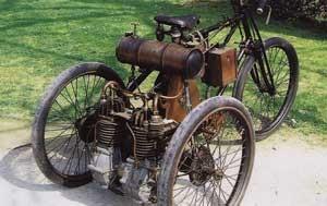 Replica engines not identical to original.