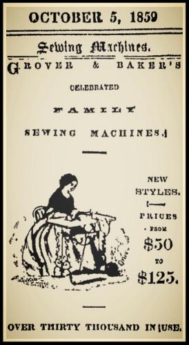 1859 Advertisement