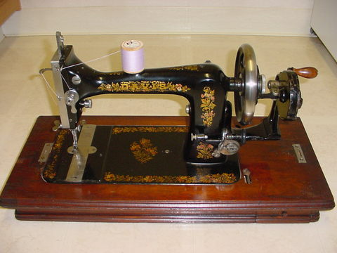 Davis Sewing Machines Fiddlebase Custom Davis Sewing Machine Models