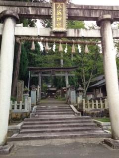 福井県丹生郡八坂神社