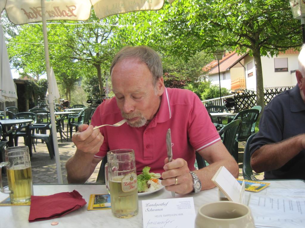 .. Reinhard hat Hunger.....