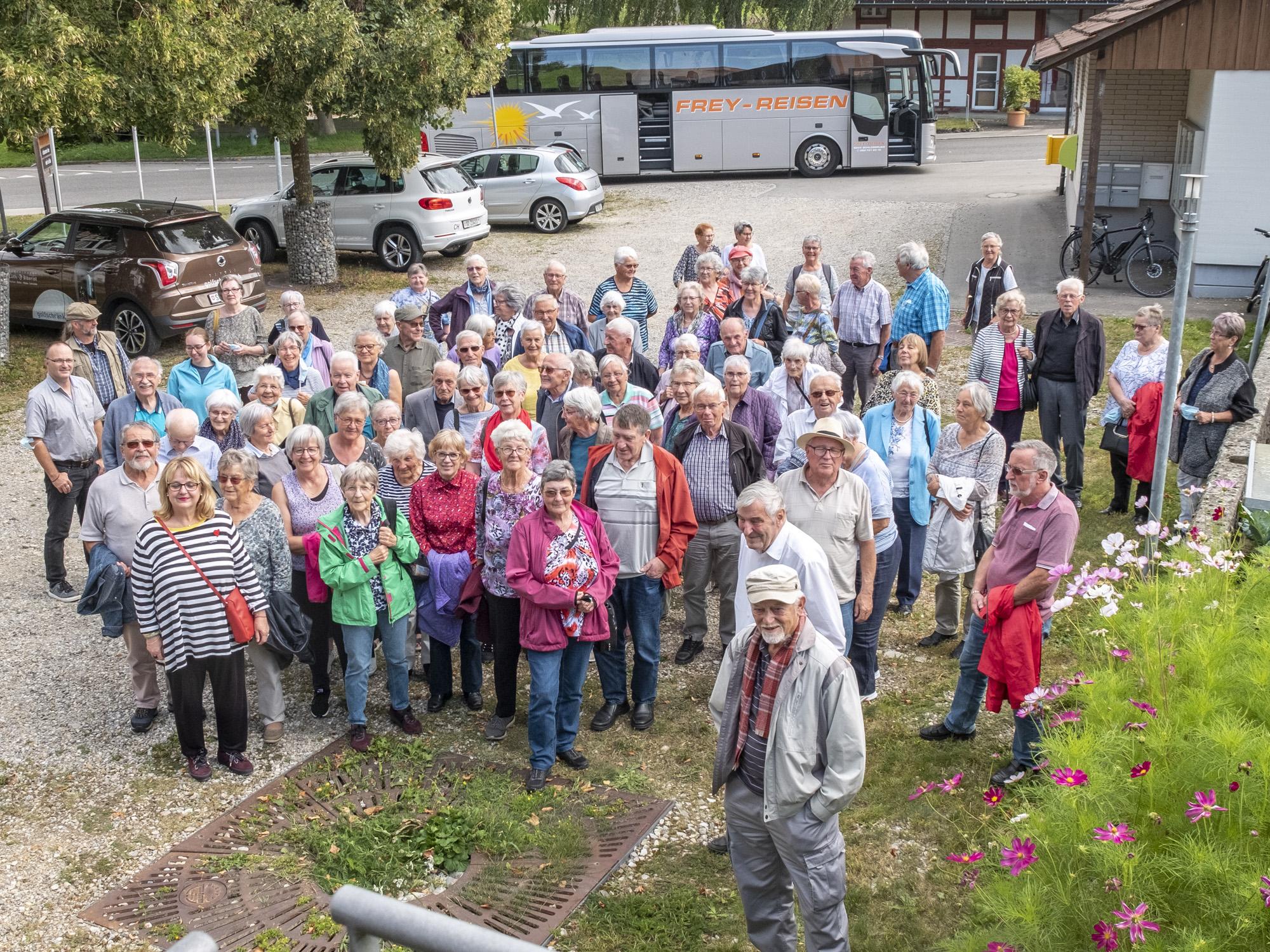 Rückblick Seniorenreise vom 26.08.2021