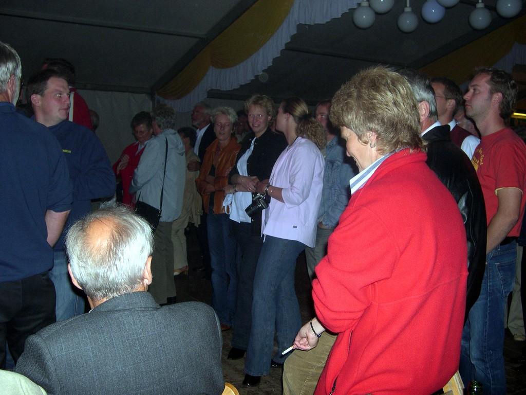 21.08.2004 Volkfest - Chortreffen & Spielshow: König von Holsten
