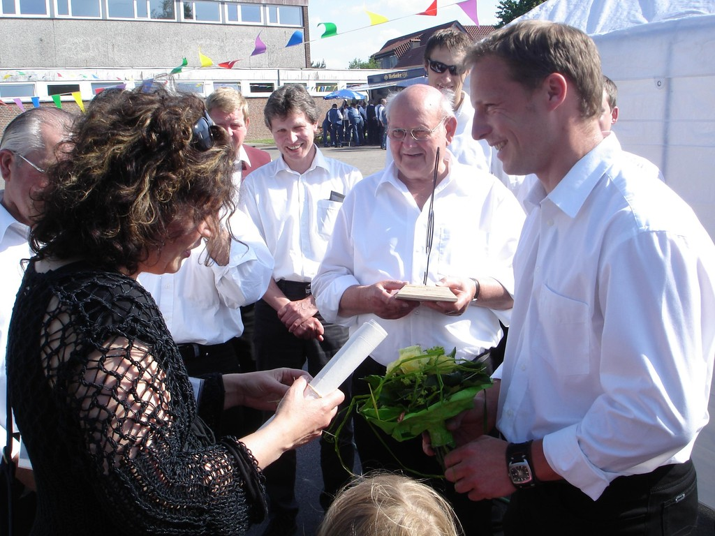 08.06.2008 Kreissängerfest St.Annen