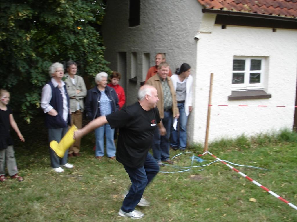 12.07.2008 Dorffest mit Straßenolympiade I