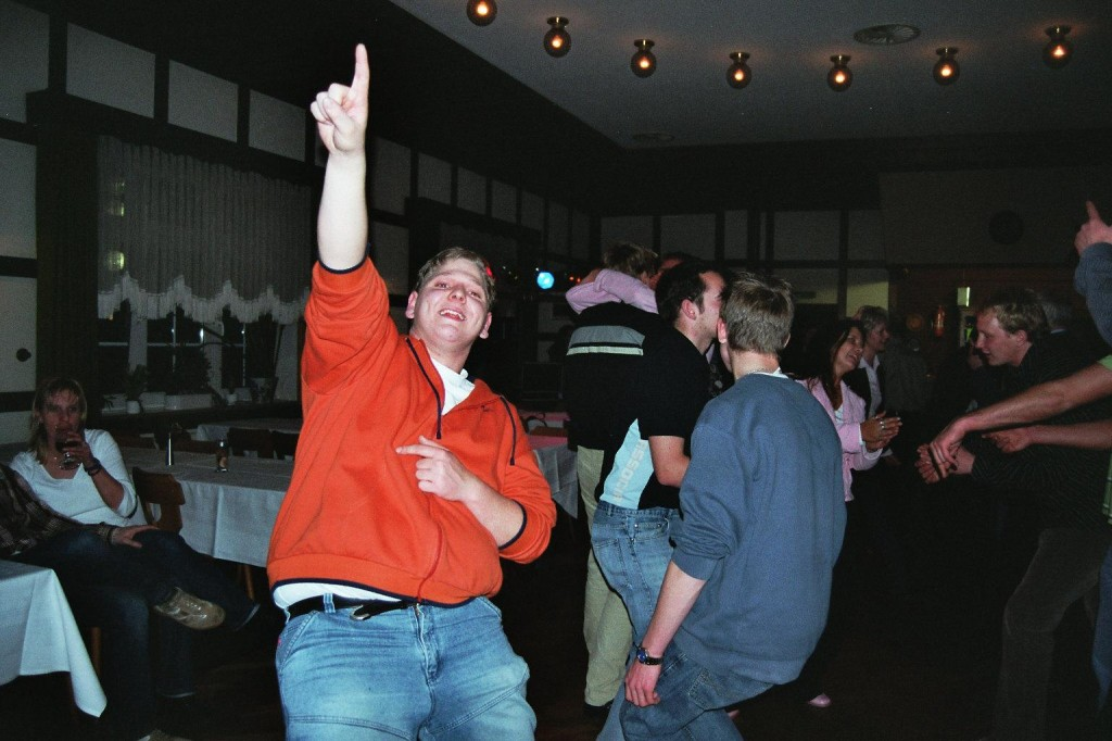 10.12.2005 Winterfest des MGV