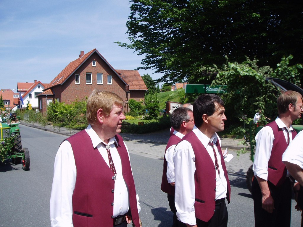 29.05.2005 Kreissängerfest in Buer