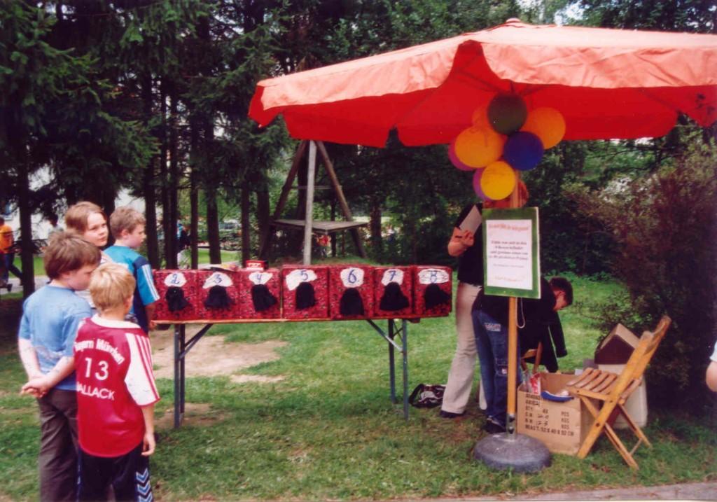 22.08.2004 Volksfest Tastspiel