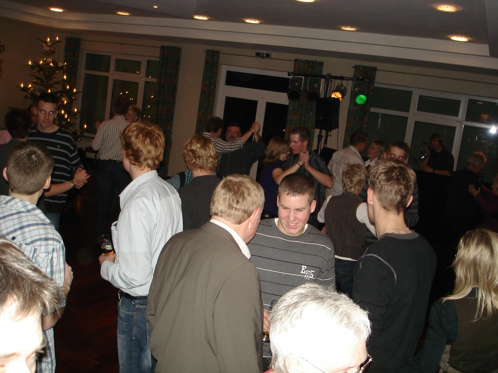 13.12.2008 Winterfest bei Hakemeyer