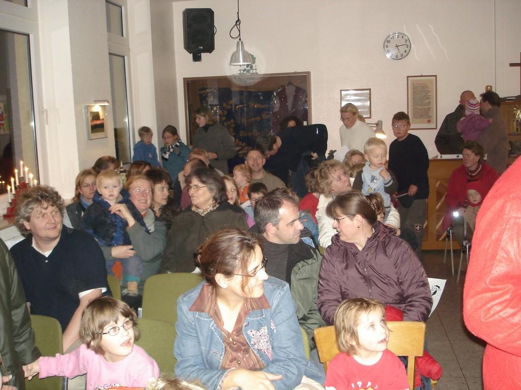 Nikolausfeier 2006