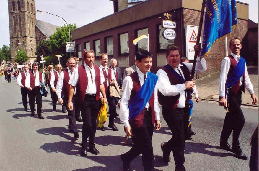 25.05.2003 Kreissängerfest Wellingholzhausen