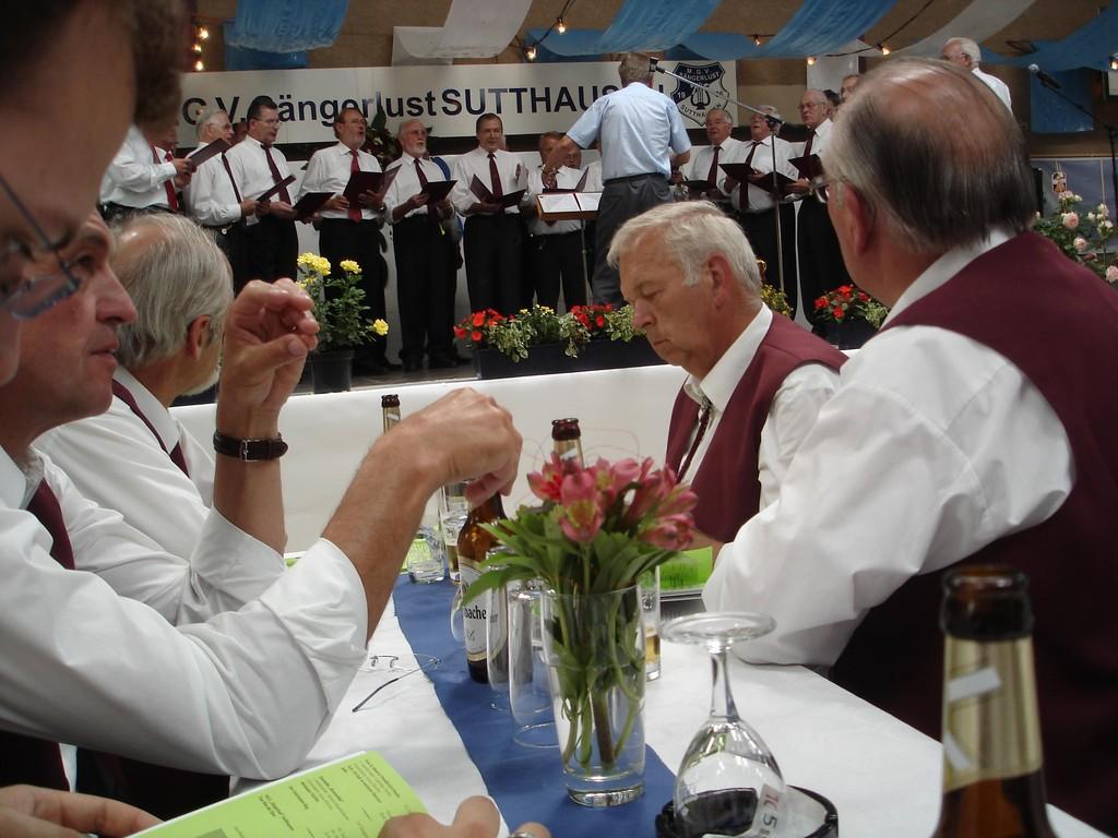 100 Jahre MGV Sängerlust Sutthausen